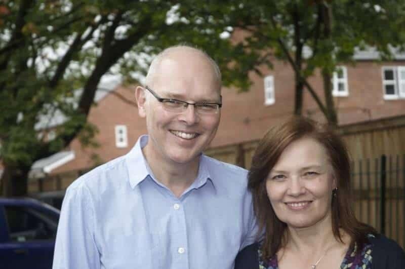 Clive & Judith Bullock