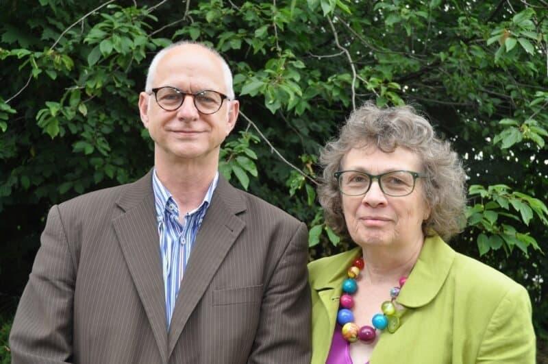 Geoff & Maggie King