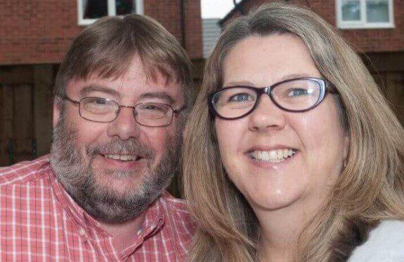 Rob & Sue Johnson
