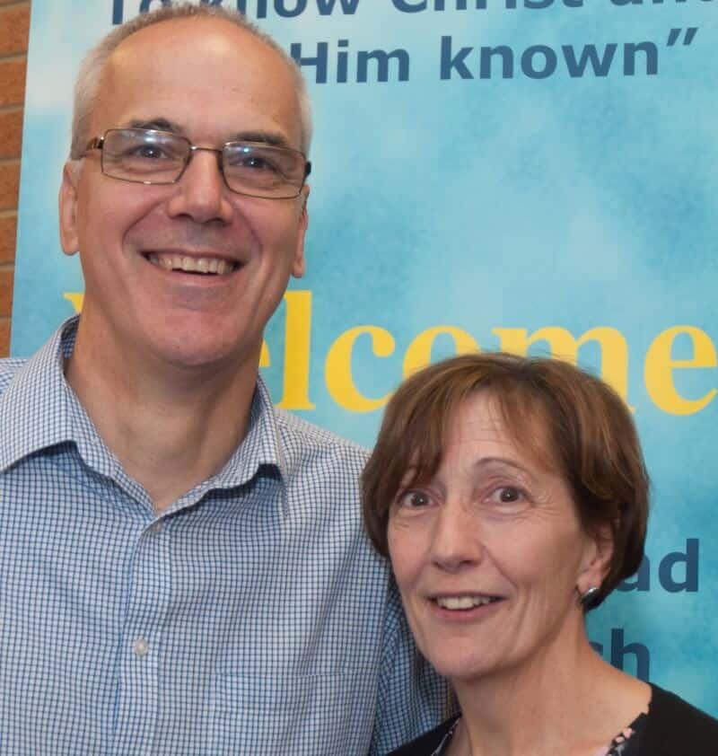 Chris & Helen Cowen